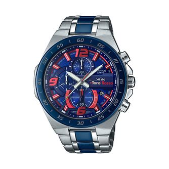 Casio Edifice Men's Toro Rosso Bracelet Watch - Product number 4477456