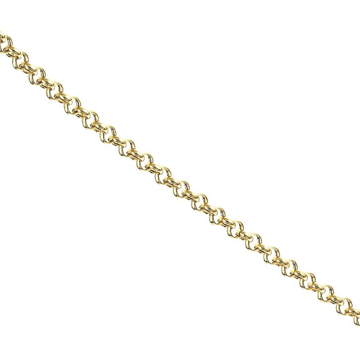 9ct Yellow 20 inches Gold Belcher Necklace - Product number 4486013