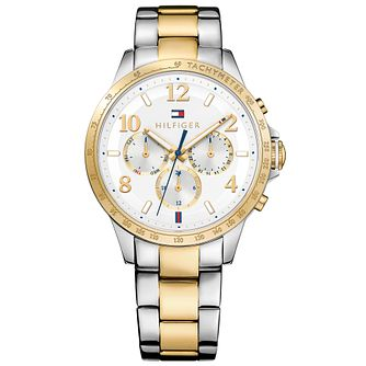 Tommy Hilfiger Ladies' Stainless Steel Bracelet Watch - Product number 4495144