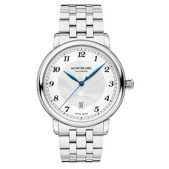 Montblanc StarLegacy Men's Stainless Steel Bracelet Watch - Product number 4495306