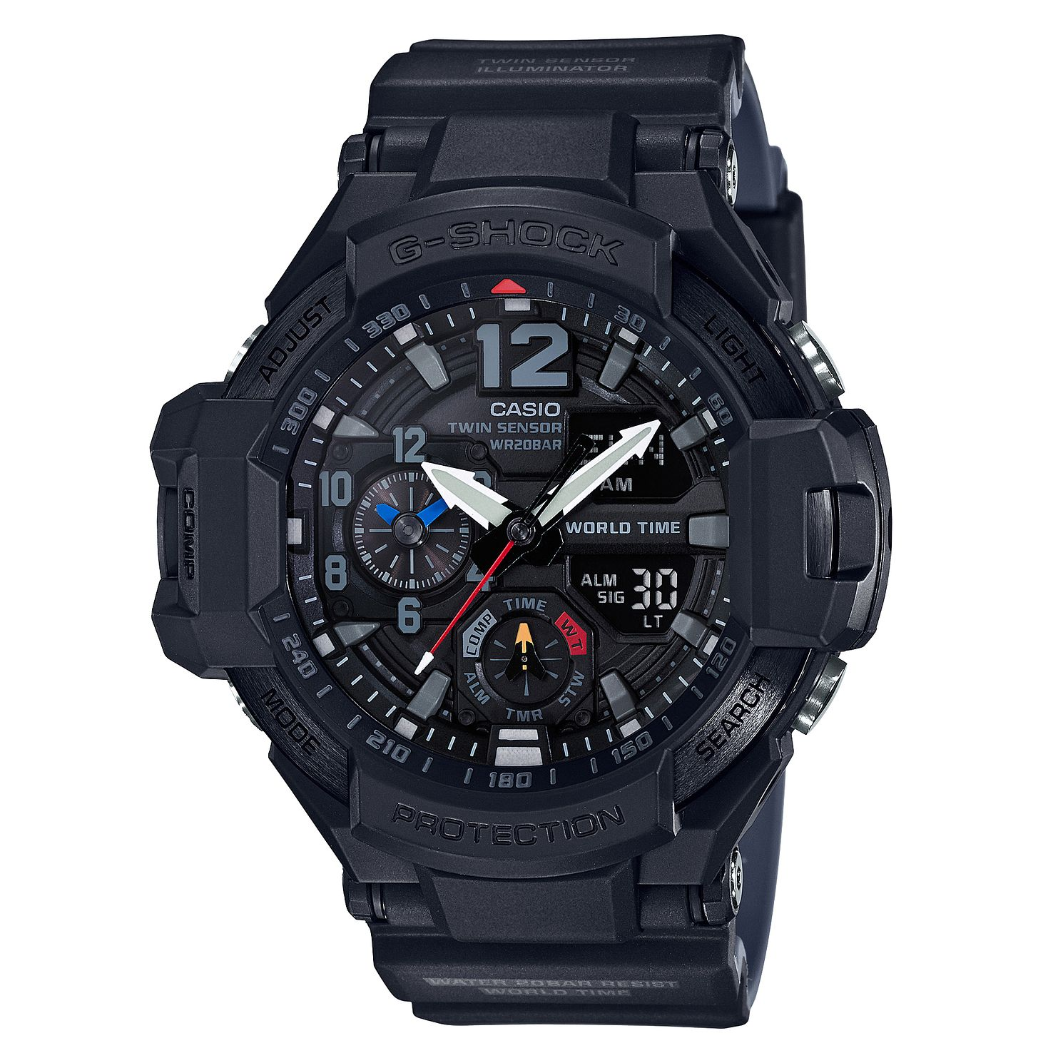 Casio G-Shock Men's Gravitymaster Shock Resistant Watch - Product number 4503260