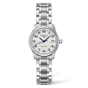 Longines Master Collection Ladies' Stainless Steel Watch - Product number 4503333