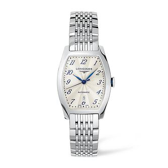 Longines Evidenza Men's Stainless Steel Bracelet Watch - Product number 4503376