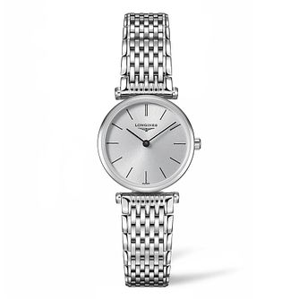 Longines La Grande Classique Ladies' Stainless Steel Watch - Product number 4505875