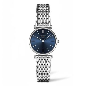 Longines La Grande Classique Ladies' Stainless Steel Watch - Product number 4505913