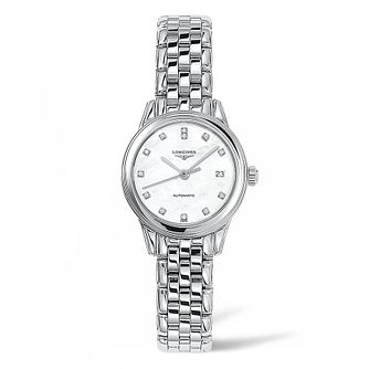 Longines Flagship Ladies' Stainless Steel Bracelet Watch - Product number 4506065