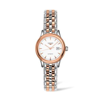 Longines Flagship Ladies' Two Tone Bracelet Watch - Product number 4506162
