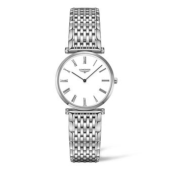 Longines La Grande Classique Ladies' Stainless Steel Watch - Product number 4506375