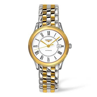 Longines Flagship Ladies' Two Tone Bracelet Watch - Product number 4506642