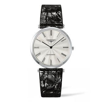 Longines La Grande Classique Ladies' Leather Strap Watch - Product number 4506944