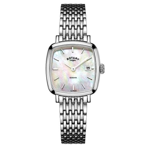 Rotary Ladies' Windsor Stainless Steel Bracelet Watch - Product number 4508874