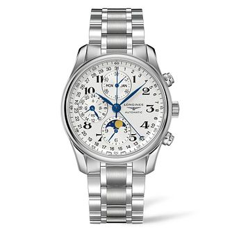 Longines Master Collection Men's Stainless Steel Watch - Product number 4508971