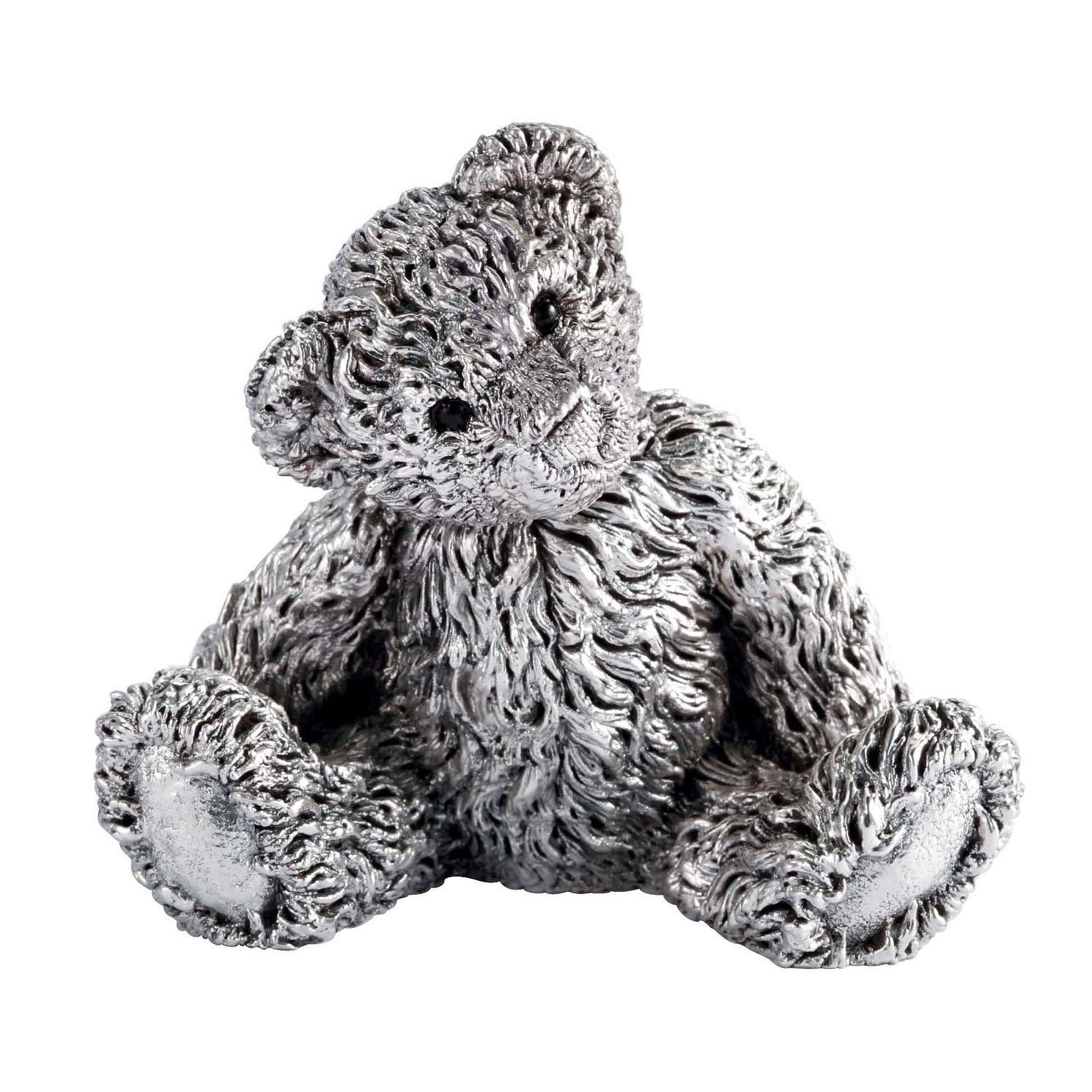 Royal Selangor Theodore Pewter Teddy Figurine - Product number 4511255