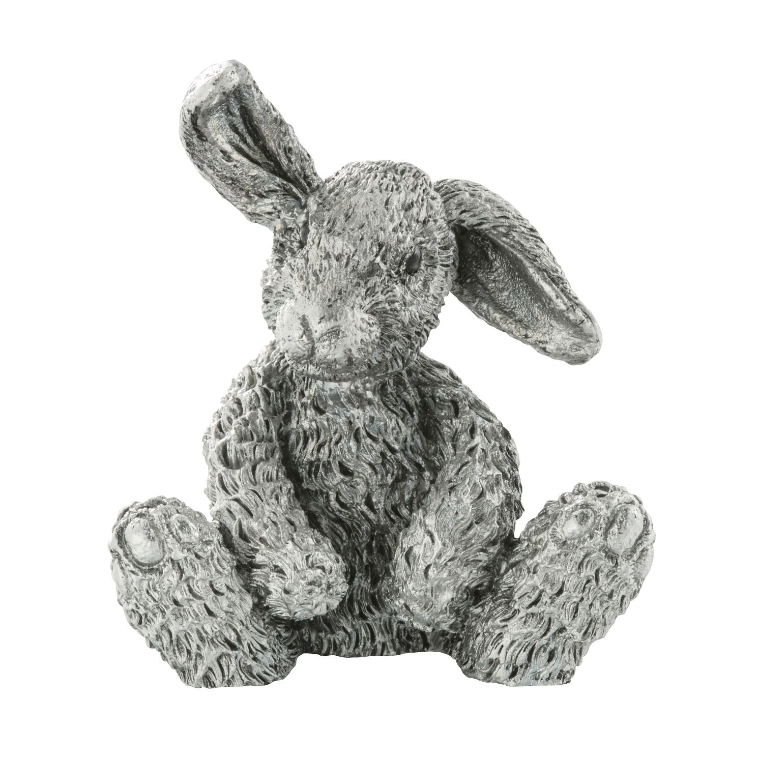 Hazel Pewter Rabbit Ornament - Product number 4511271