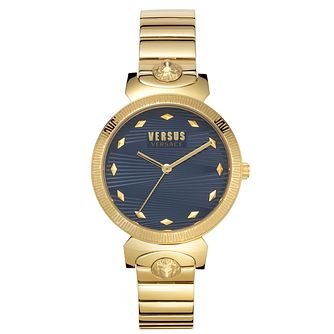 Versus Versace Marion Gold Tone Bracelet Watch - Product number 4515811