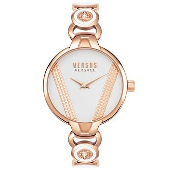 Versus Versace Saint German Rose Tone Bracelet Watch - Product number 4515935