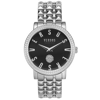Versus Versace Pigalle Silver Tone Bracelet Watch - Product number 4515951