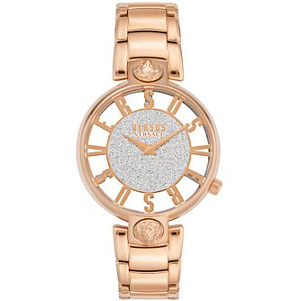 Versus Versace Kirstenhof Rose Tone Bracelet Watch - Product number 4516281