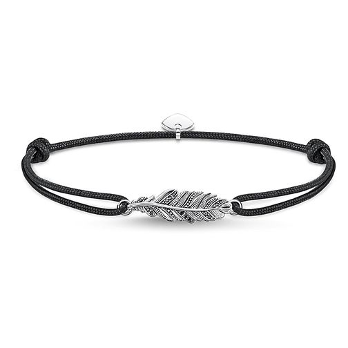 Thomas Sabo Secret Men's Silver Feather Bracelet - Product number 4521242