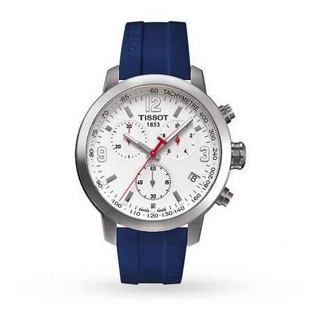 Tissot Limited Edition Six Nations Men's Blue Strap Watch - Product number 4521250