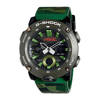 Casio G-Shock GA-2000 Gorillaz Limited Edition Men's Watch - Product number 4522303