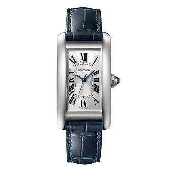 Cartier Tank Ladies' Leather Strap Watch - Product number 4522540