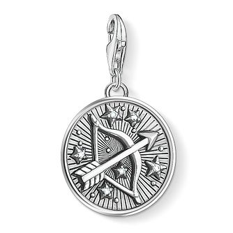 Thomas Sabo Charm Club Sterling Silver Sagittarius Charm - Product number 4529723