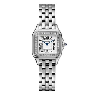 Cartier Ladies' Panthere De Cartier Stainless Steel Watch - Product number 4533488