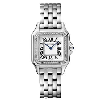 Cartier Ladies' Panthère de Cartier Stainless Steel Watch - Product number 4533518