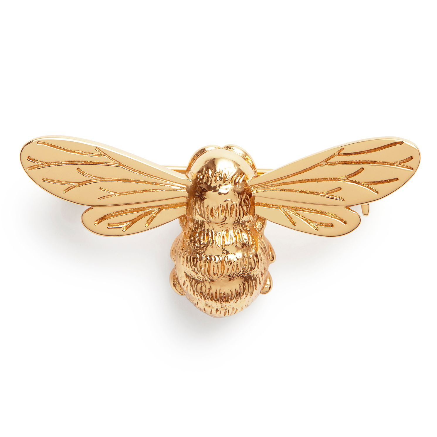 Olivia Burton Yellow Gold Tone Lucky Bee Brooch - Product number 4537971