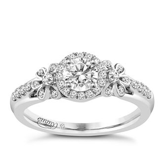 Emmy London 18ct White Gold 0.50ct Total Diamond Ring - Product number 4538587