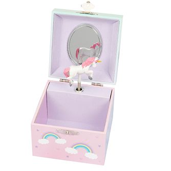 Musical Unicorn Jewellery Box - Product number 4547047