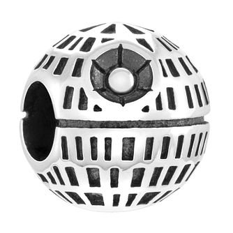 Chamilia Sterling Silver Star Wars Death Star Bead - Product number 4555449