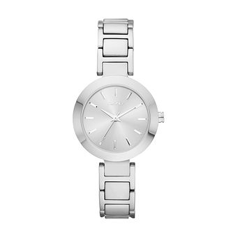 DKNY Ladies' Stainless Steel Bracelet Watch - Product number 4575105
