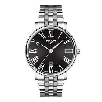 Tissot Carson Premium Men's Stainless Steel Bracelet Watch - Product number 4576195