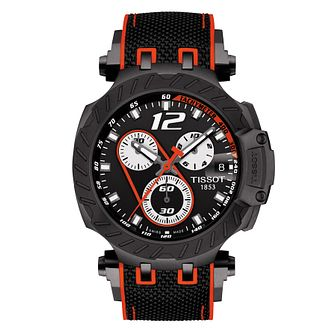Tissot T-Race Marc Marquez Ltd Edition Silicone Strap Watch - Product number 4576403