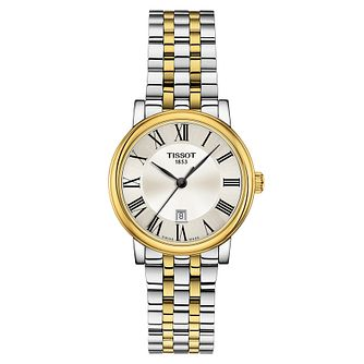 Tissot Carson Premium Ladies' Two Tone Bracelet Watch - Product number 4578139