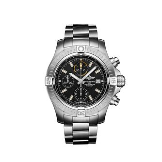 Breitling Avenger 45 Men's Stainless Steel Bracelet Watch - Product number 4579151