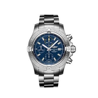 Breitling Avenger 45 Men's Stainless Steel Bracelet Watch - Product number 4579240