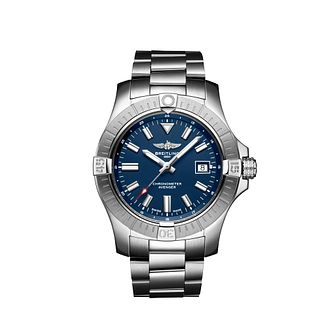 Breitling Avenger Automatic Men's Blue Dial Bracelet Watch - Product number 4579712