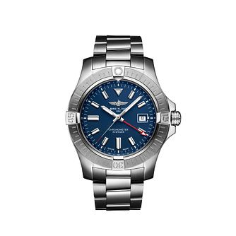 Breitling Avenger Automatic GMT 45 Men's Bracelet Watch - Product number 4579925
