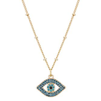 Buckley London Crystal Evil Eye Pendant - Product number 4586395