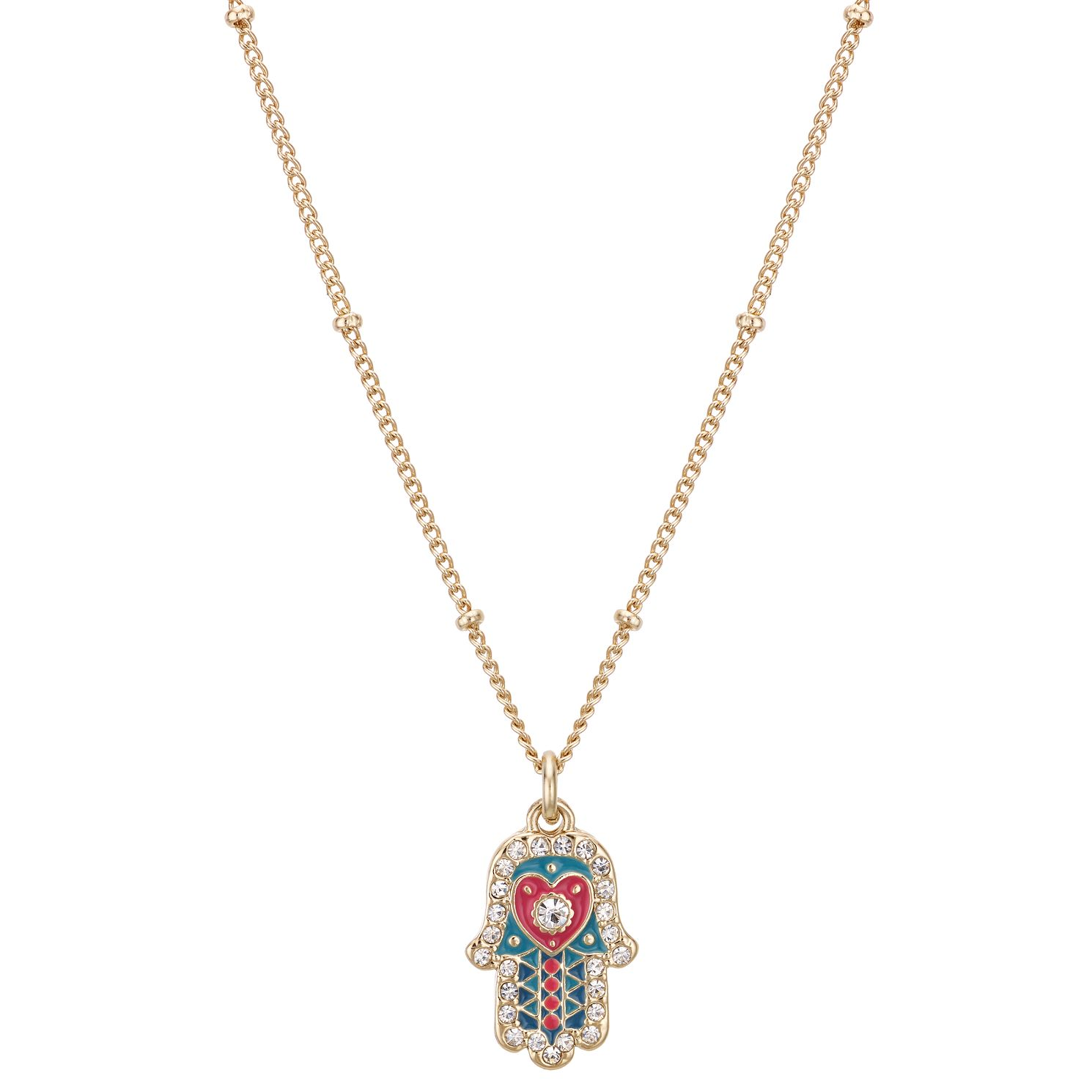Buckley London Crystal Hamsa Hand Pendant - Product number 4586409