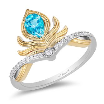 "Enchanted Disney Diamond Ring Inspired by ""Disney Aladdin"" - Product number 4588649"