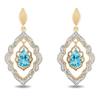 1d8db0d9d Enchanted Disney Fine Jewelry Diamond Earrings - Product number 4591046