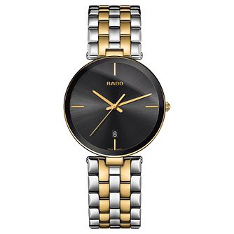 Rado Florence Men's Two Tone Bracelet Watch - Product number 4591461