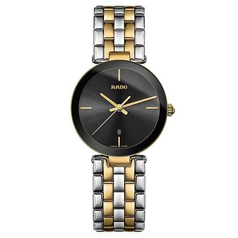 Rado Florence Ladies' Two Tone Bracelet Watch - Product number 4595831