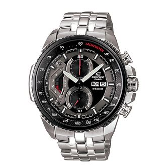Casio Edifice Chronograph Stainless Steel Bracelet Watch - Product number 4599527