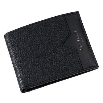 Ted Baker Looeze Men's Bifold Black Leather Wallet - Product number 4600533