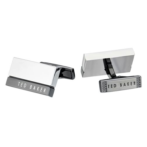 Ted Baker Men's Specta Gunmetal Cufflinks - Product number 4600843